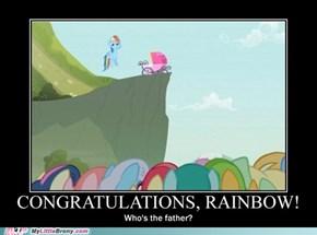 Congratulations, Rainbow!