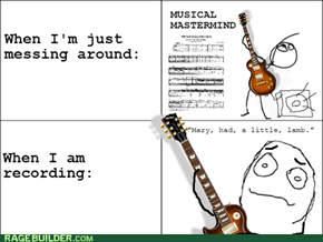 Musician Problems