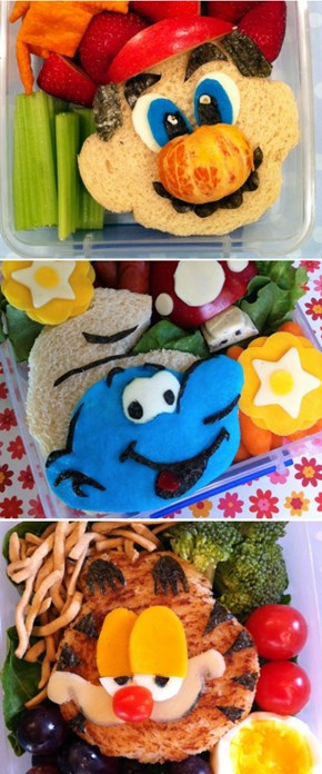 Single Topic Blog of the Day: Lunchbox Awesome