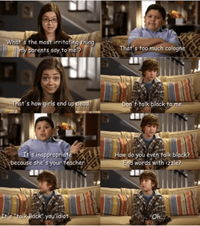 The Most Irritating Things Parents Say