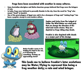 A Fan's Theory About Froakie's Typing