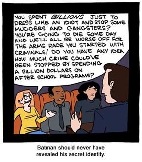 Poor Poor Bruce