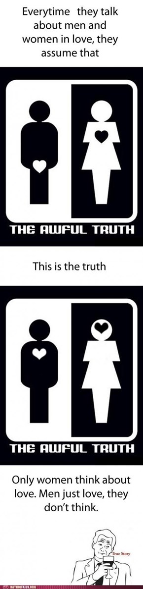 The Awful Awful Truth