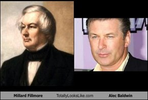 Millard Fillmore Totally Looks Like Alec Baldwin