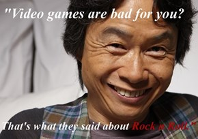 Miyamoto Knows