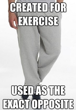 They're Comfy!