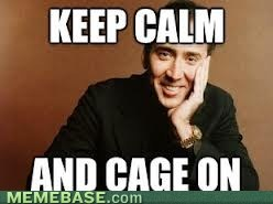 HAPPY CAGE-PRIL