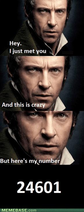 Call Me Valjean