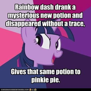 Dammit twilight!