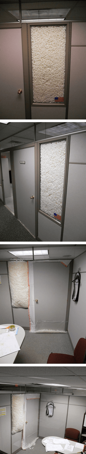 April Fools Office Shenanigans