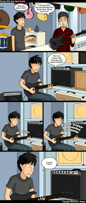 7-Strings are So 2002