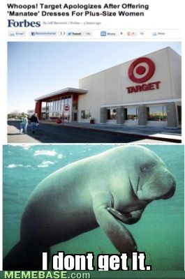 Target: Now Catering to Sea Creatures