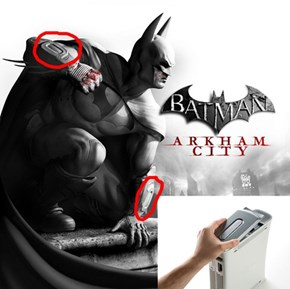 How Batman Stores His Data