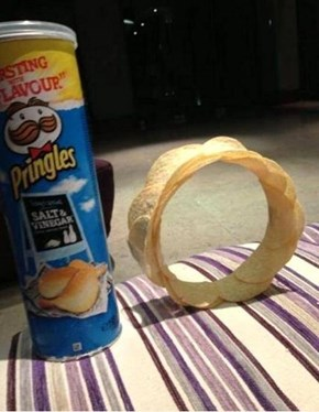 One Ring to Snack Them All