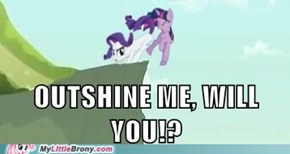 Rarity Is Still Upset About Season 3