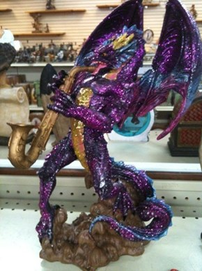 Epic Sax Dragon