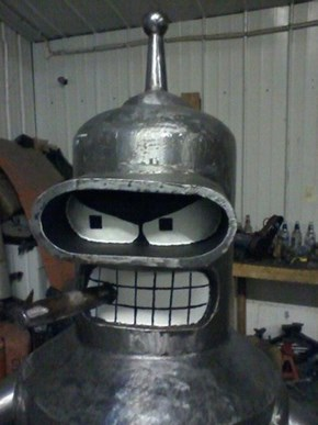 Make Your Own Bender Stove