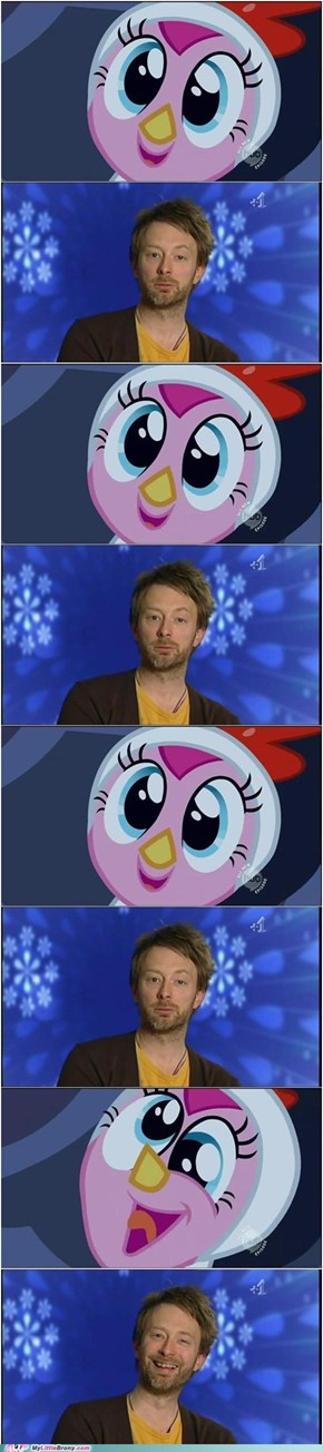 If Thom Yorke Was a Brony...