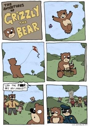 Bear Naked