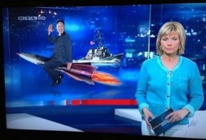 German News Takes the North Korean Situation Quite Seriously