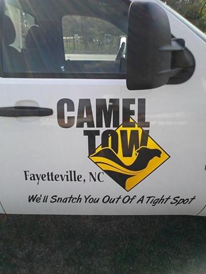 Now That's a Good Towing Company