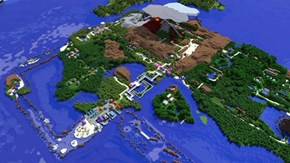 Let's Go Play Minecraft in Hoenn