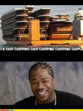 How Do They Do That Ship?