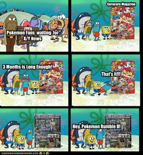 How this lack of X/Y News feels