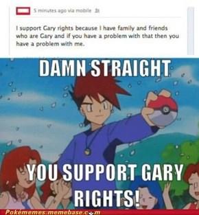 Gary for President!
