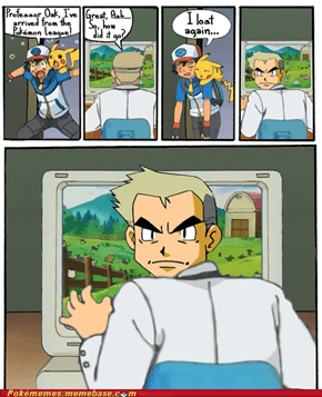 Calm down, Oak... Calm down...