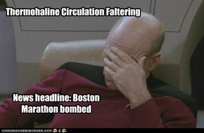 Thermohaline Circulation Faltering