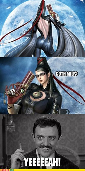 You Bayonetta That
