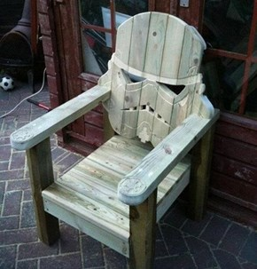 Really, There's Hundreds of Chairs Just Like This One
