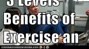 3 Levels Benefits of Exercise and Sport