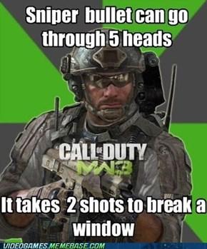 Sniper Logic