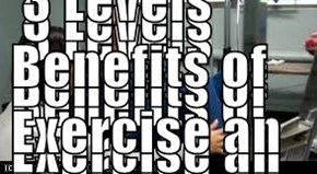 3 Levels Benefits of Exercise and Sport   3 Levels Benefits of Exercise and Sport   3 Levels Benefits of Exercise and Sport