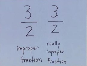 One Sexy Fraction