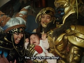 Me, Whenever I See Children