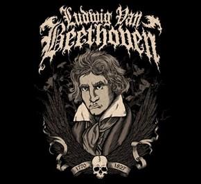 Beethoven was Trve Kvlt