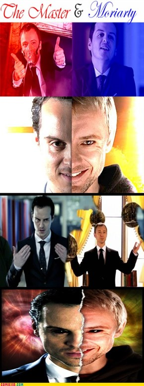 The Master And Moriarty