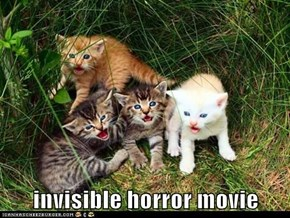 invisible horror movie