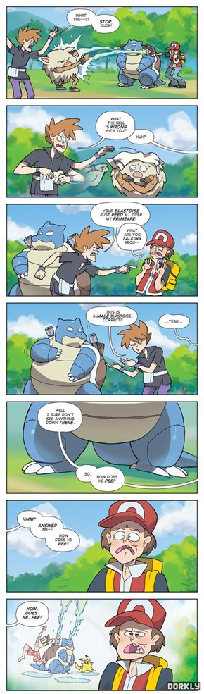 The Truth About Blastoise