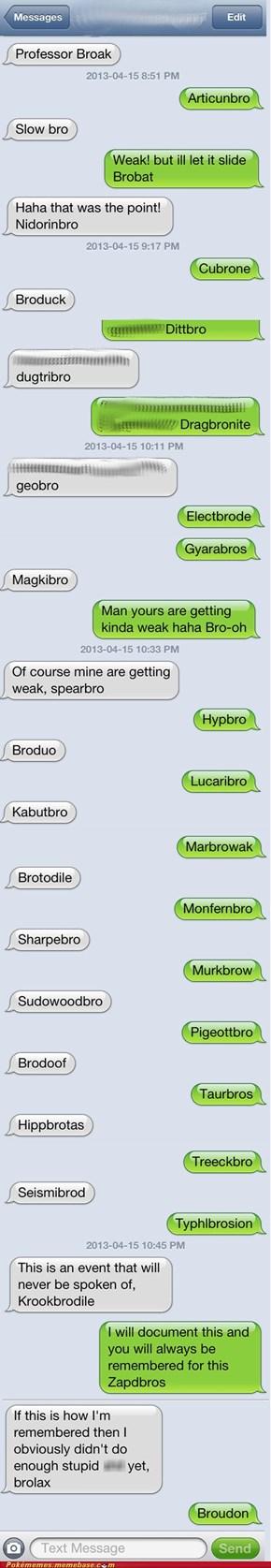 Brokémon