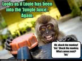 You Should Hear Him Mangle 'Louie, Louie'.