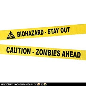 Zombie tape