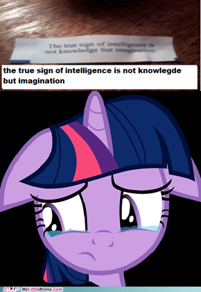 Poor Twilight Sparkle