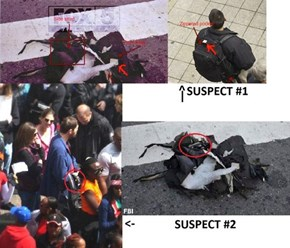 """Crowdsleuthing"" To Find The Boston Marathon Bomber"