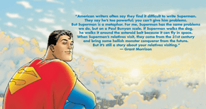 Understanding Superman