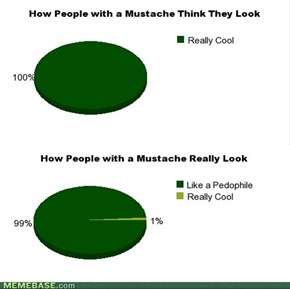 The Truth About Musctaches