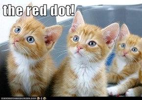 the red dot!